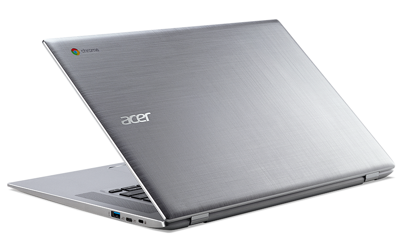 Nowe Chromebooki Acer do domu i biura