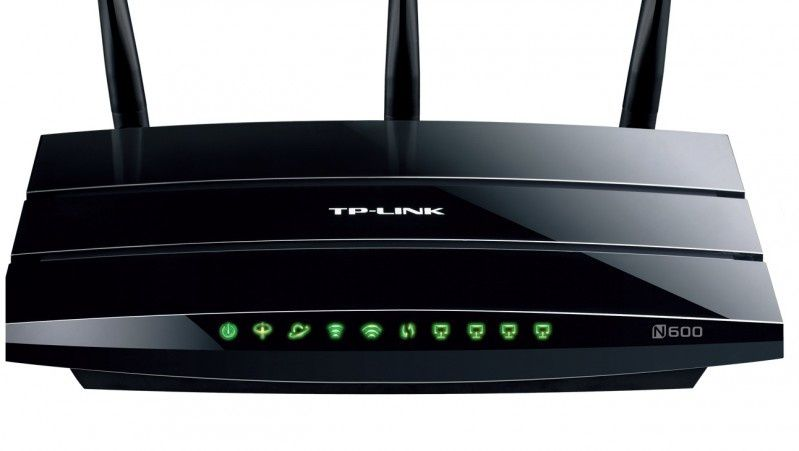 TP-LINK TD-W8980 - dwuzakresowy router ALL-IN-ONE