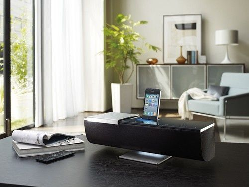 Onkyo iOnly Play ABX-100 Dock Music System